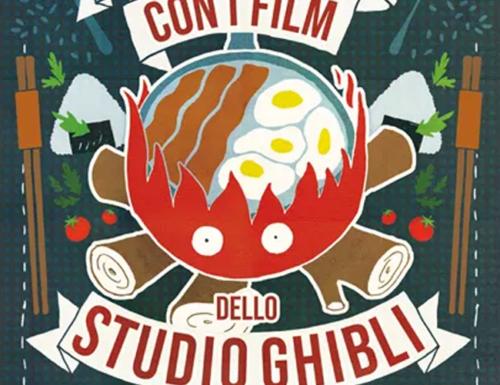 In cucina con i film dello Studio Ghibli, il libro