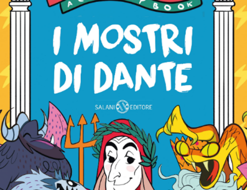 I Mostri di Dante, l'activity book per ragazzi