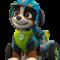 Rex: debutta il primo cane disabile nei Paw Patrol