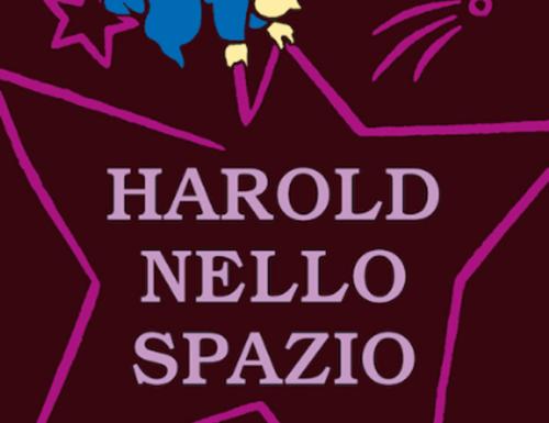 Harold nello spazio, la nuova avventura di Crockett Johnson