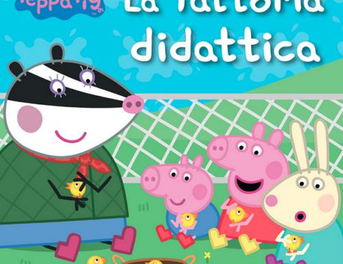 Nuove avventure con Peppa Pig in libreria