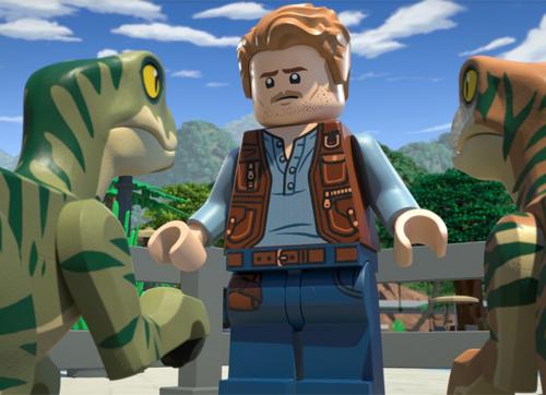 Lego Jurassic World: la leggenda di Isla Nublar