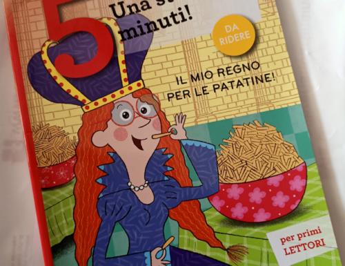 Il mio regno per le patatine: una storia in 5 minuti
