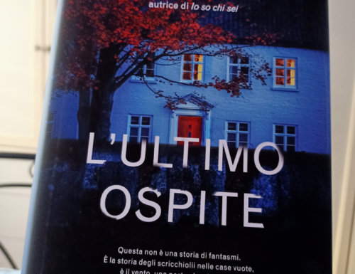 L'ultimo ospite, il romanzo di Paola Barbato