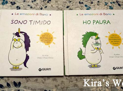 Le emozioni di Banù, libri per bambini