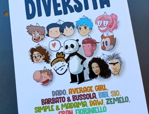 Identiche diversità, l'antologia di fumetti sulle emozioni