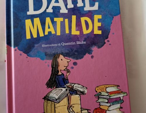 Matilde, il libro per ragazzi di Roald Dahl