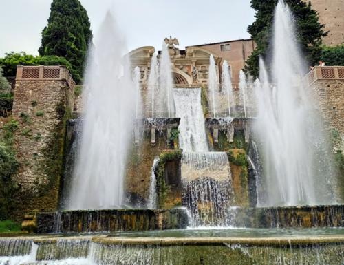 Villa d'Este a Tivoli, informazioni utili