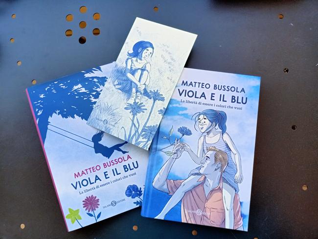Viola e il Blu