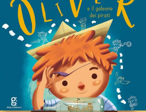 Oliver e il galeone dei pirati, il libro per bambini
