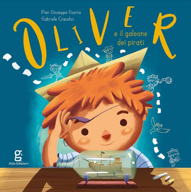 Oliver e il galeone dei pirati