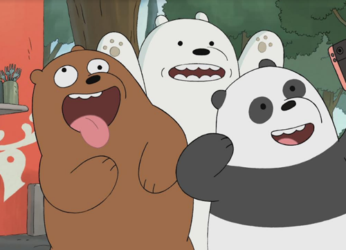 Siamo solo orsi, il film, arriva su Boing TV