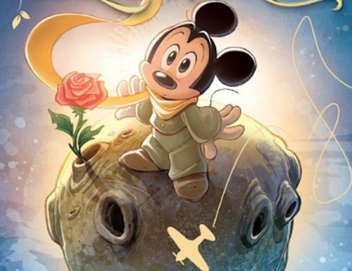 Il TopoPrincipe, la prima parodia a fumetti Disney del Piccolo Principe