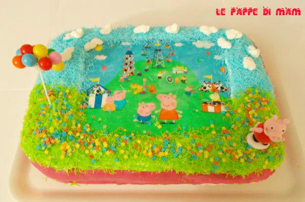 Torta Peppa Di Compleanno Le Pappe Di Mam