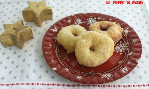 Ciambelle fritte, ricetta dolce