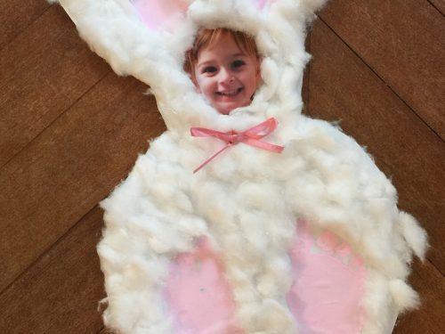 Coniglietti porta foto