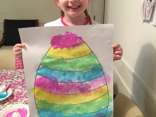 Super uovo arcolbaleno