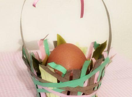 Cestino porta uovo