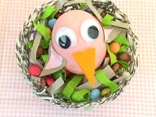 Baby bird porta dolcetti