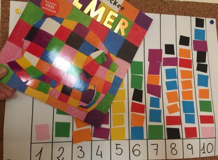 Contare con Elmer