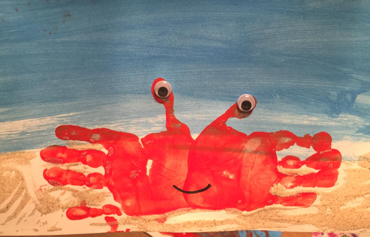 crab copertina