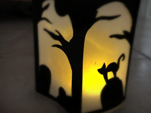 Lanterna di Halloween