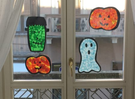 Lavoretto halloween – cattura luce
