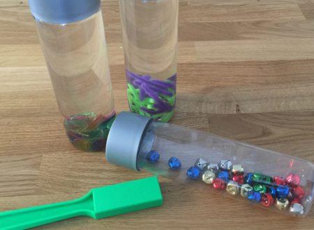 Bottiglie sensoriali magnetiche