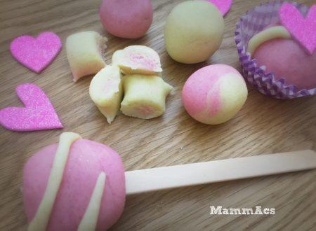 Pongo fragola e vaniglia – Ricetta veloce per creare pasta modellabile profumatissima!