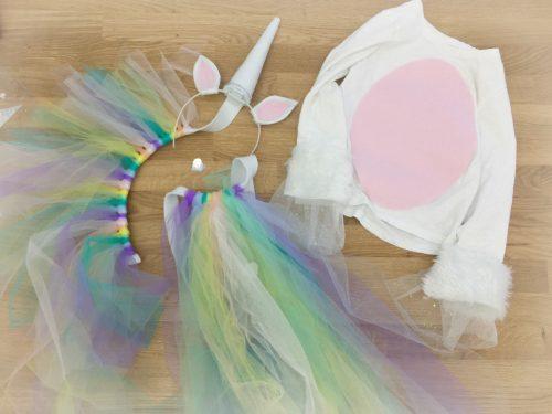 Costume da unicorno per bambina