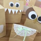 Party bags fai da te – per feste di compleanno