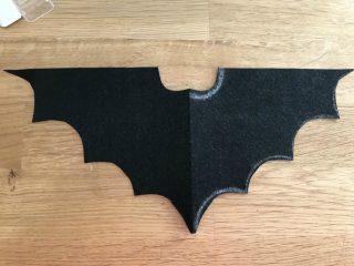 Costume da pipistrello senza cucire mammacs - Contorno immagine di pipistrello ...