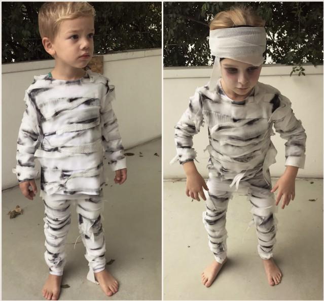 migliori offerte su acquista per morbido e leggero Costume Halloween per bambino Mummia
