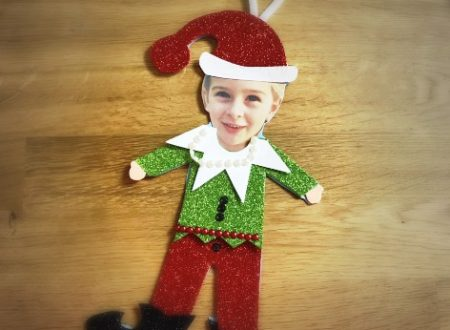 Lavoretto Elf yourself