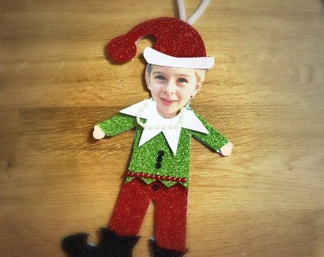 Lavoretto Elf yourself
