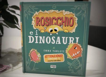 Rosicchio e i dinosauri – Sassi junior