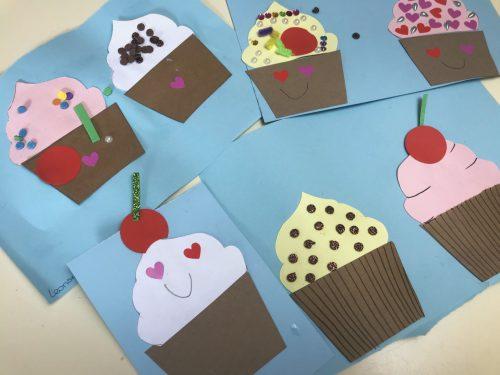 lavoretto cupcakes