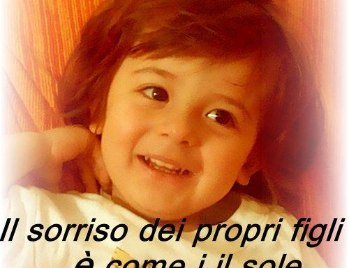 Il sorriso del bambino