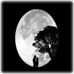 La luna incide sul parto e sul sesso del bambino