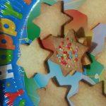 Biscotti colorati per le feste