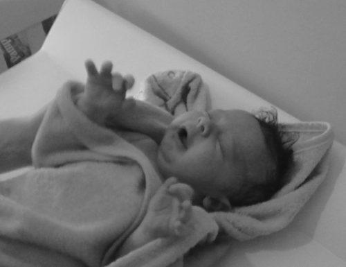 Riflessi di Moro nei neonati