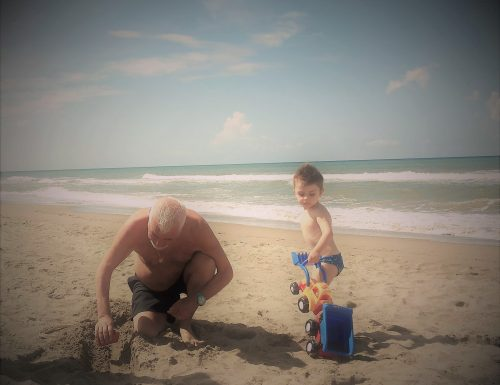 Cari nonni non viziate i vostri nipoti!
