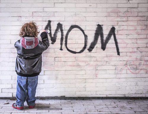 La paura di non essere una brava mamma