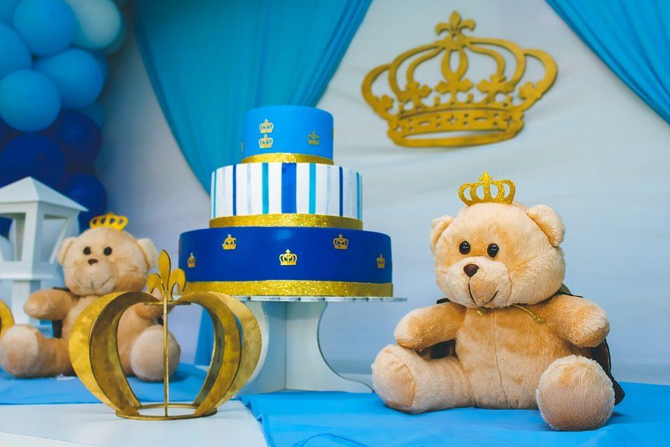 la festa di compleanno di mio figlio