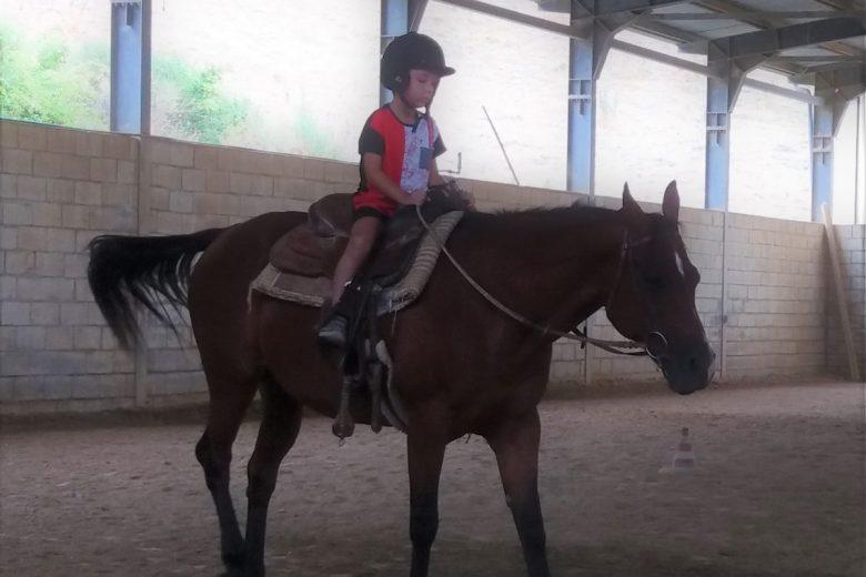 Dove portare i bambini a cavallo