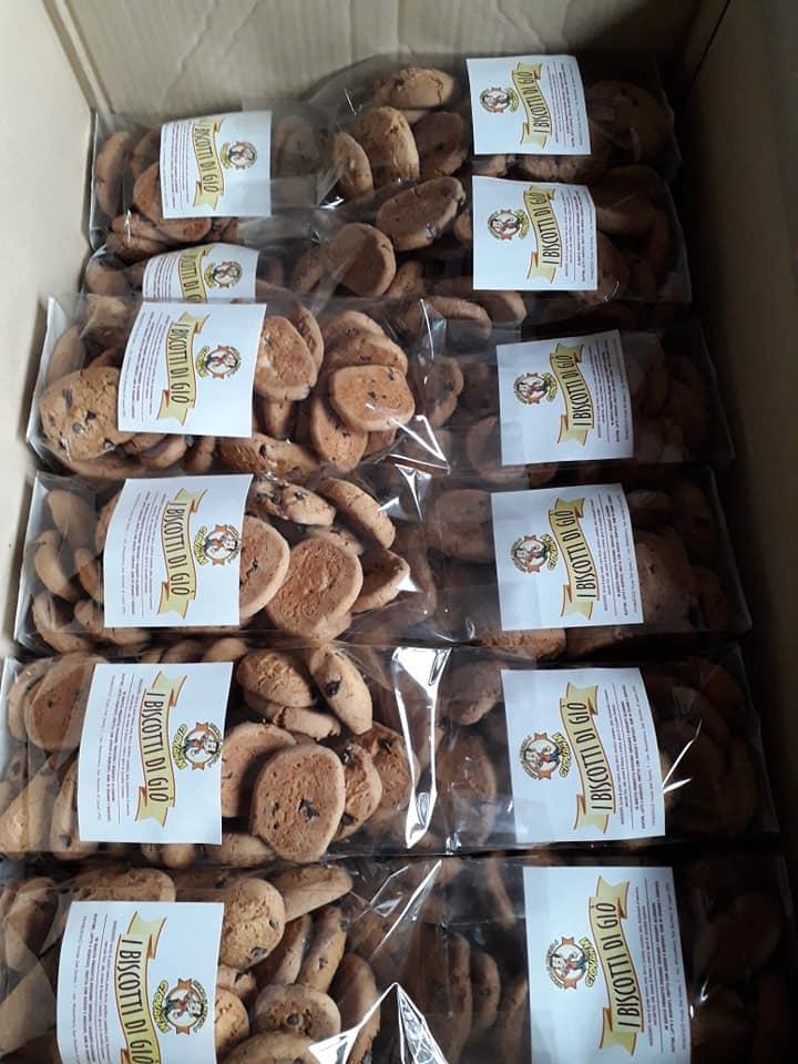 i biscotti di Giò