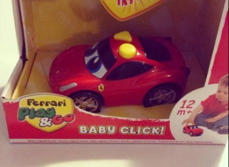 Ferrari Baby Click Play & Go