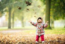 Un bambino felice