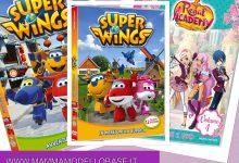 Nuovi Cartoni Animati in arrivo: Regal Academy e Super Wings