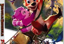 Jungle Shuffle: il 24 gennaio in uscita un nuovo film di animazione per tutta la famiglia